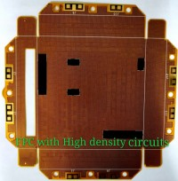 FPC with High Density Circuits