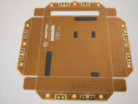2L Flex PCB with PI Stiffener